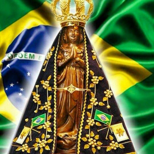 OUTUBRO, O MÊS DE CELEBRAÇÃO DA PADROEIRA DO BRASIL!!!